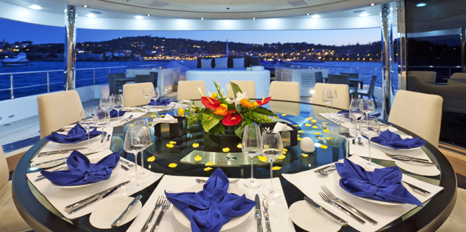 Gastronomia Arfe Yachting Club
