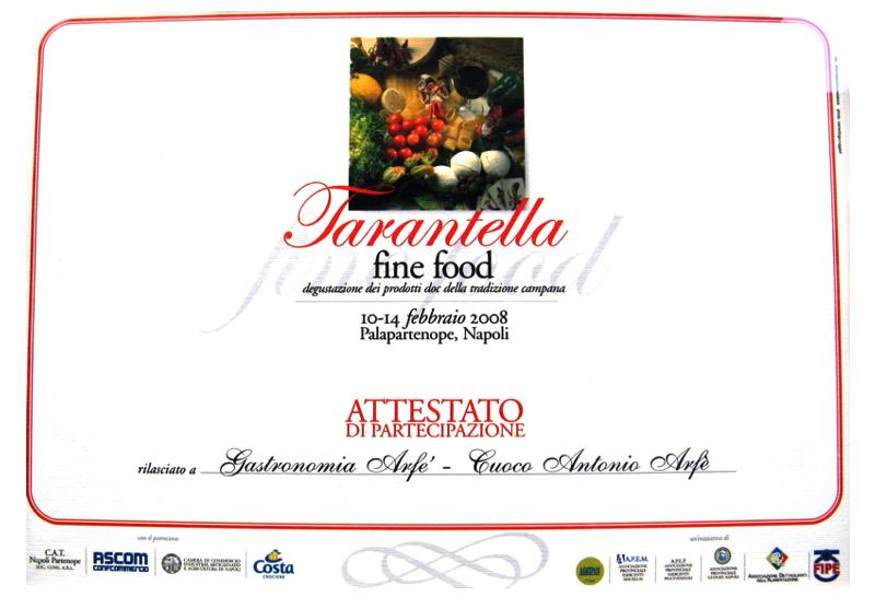 Tarantella Fine Food
