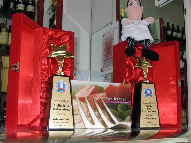 Trofei Stelle della Ristorazione 2008 - 2009
