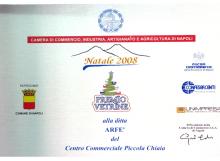 Premio Vetrine Natale 2008