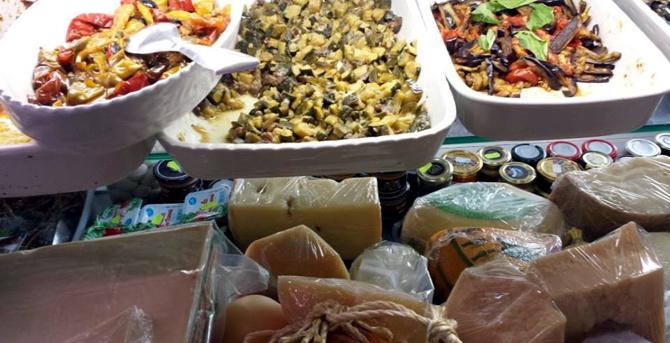 Gastronomia Arfè, da noi oggi si mangia così
