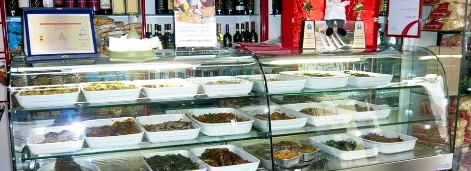 La Gastronomia Arfè - Servizio Caldo