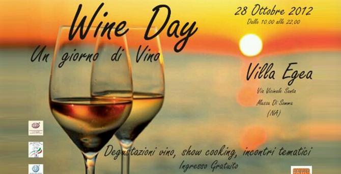 Arfè al Wine Day, arte, gastronomia e ovviamente vino!