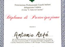 L'Arte in Cucina Sansepolcro 2013