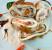 Pollo in salsa bianca farcito con pancetta di maialino nero casertano